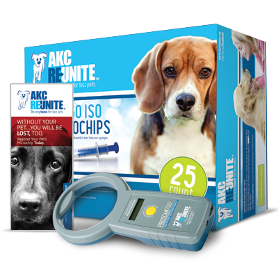 Pet Microchip Kits