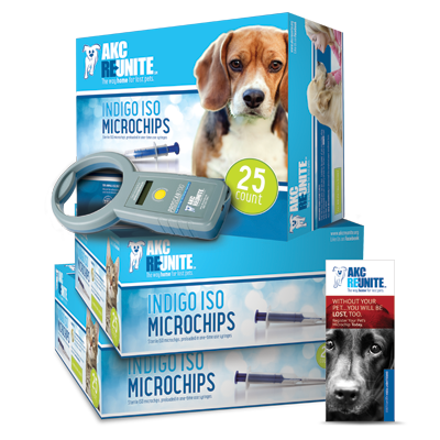 Pet Microchip Products for Veterinarians