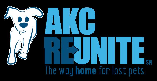 AKC Reunite Logo