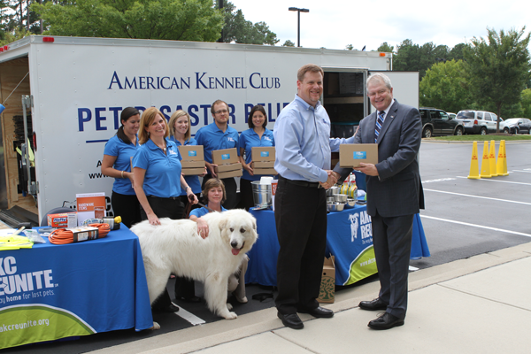 AKC Pet Disaster Relief One Year Anniversary