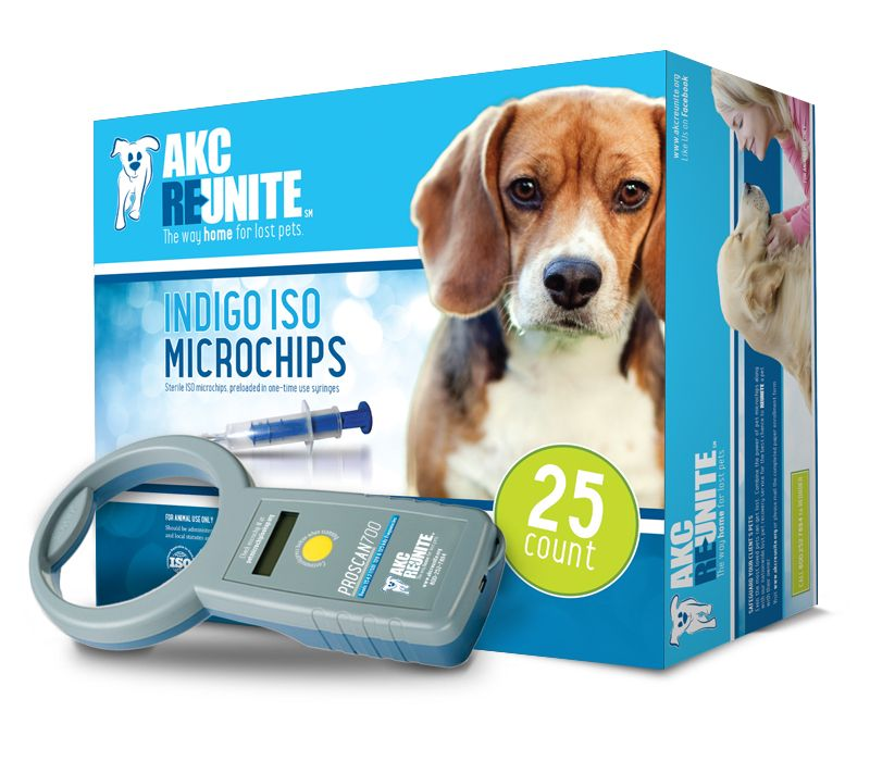 Pet Microchipping Programs for Breeders | AKC Reunite