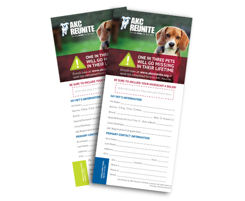 Pet Microchipping Programs for Professionals | AKC Reunite