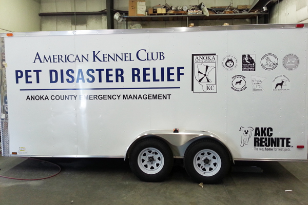 Anoka-MN-AKC-Pet-Disaster-Trailer