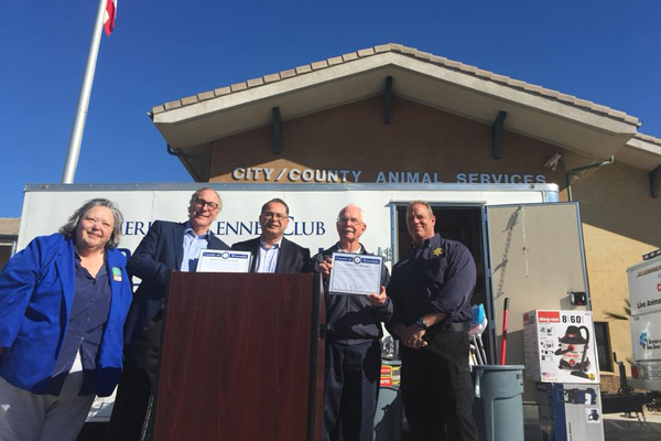 AKC Pet Disaster Rolls Out Help for Pets in Riverside County
