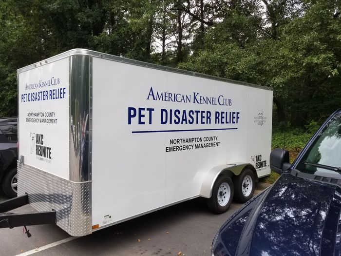 AKC Pet Disaster Relief Rolls Out Help in Northampton County