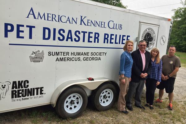 Sumter-AKC-Pet-Disaster-Trailer